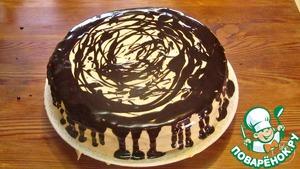 Армянский торт Микадо Сметана
