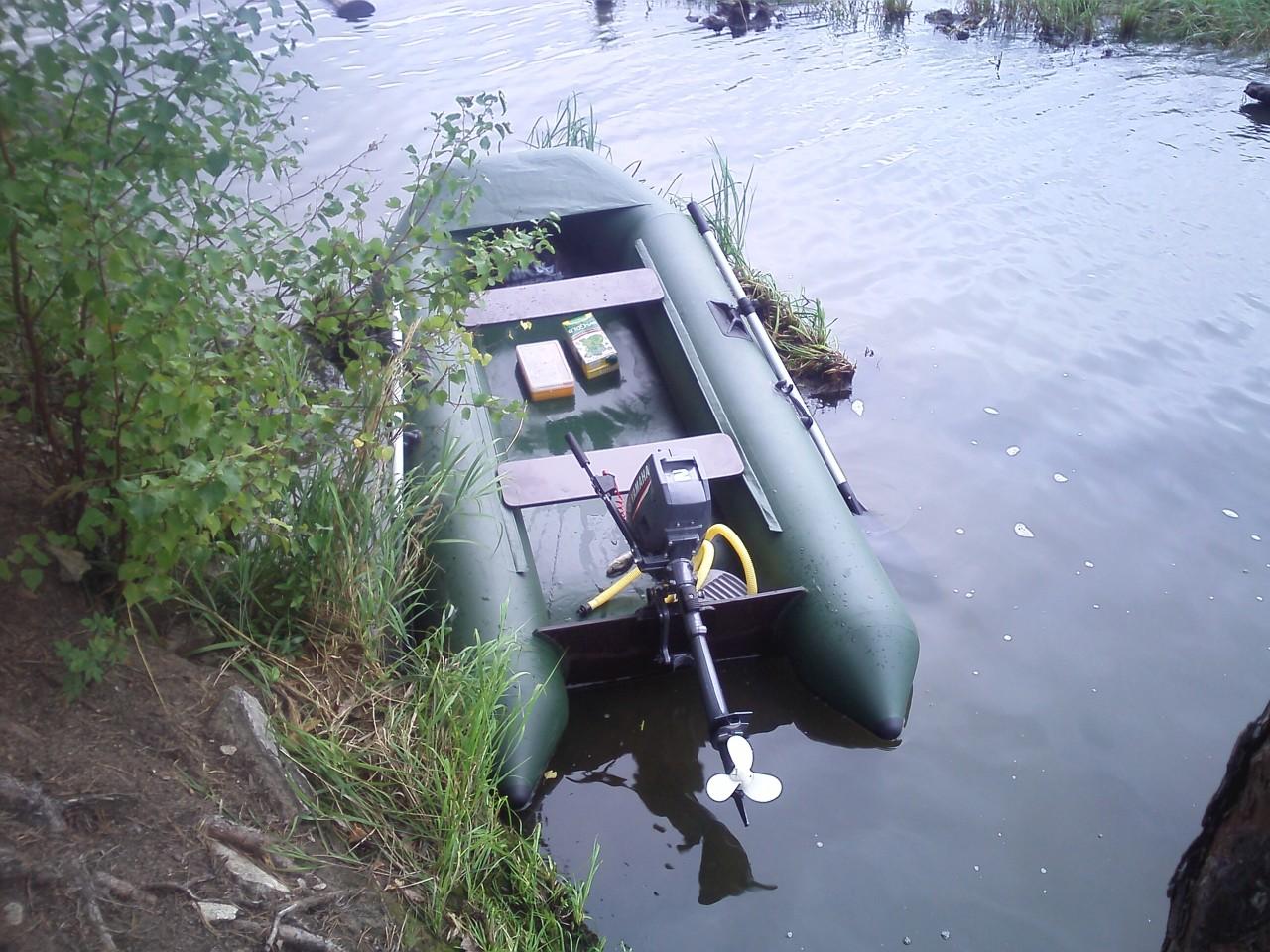 рыбалка на резиновой лодке картинки сияние будет