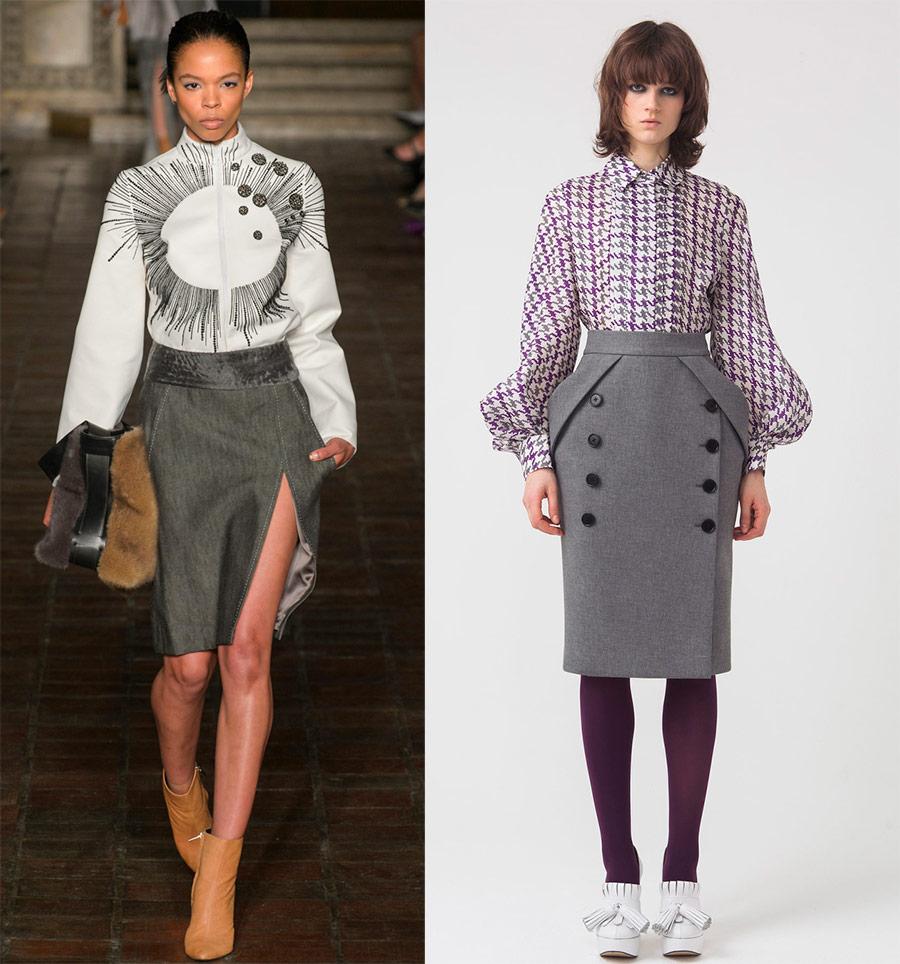 Модные и красивые юбки 2018-2019 года