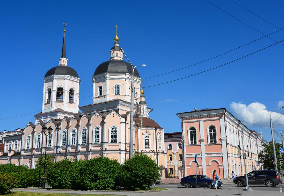 Прогулка по Томску Путешествия,Россия,фото