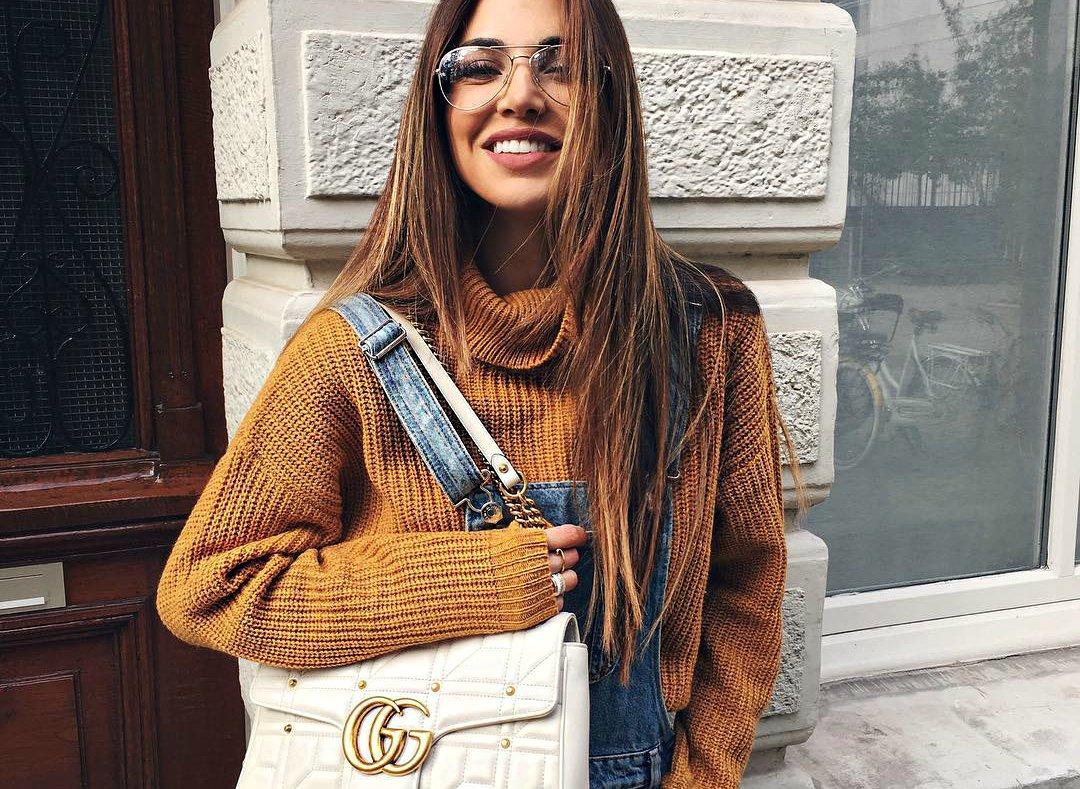5 идей, как стильно обыграть образ с объемным свитером