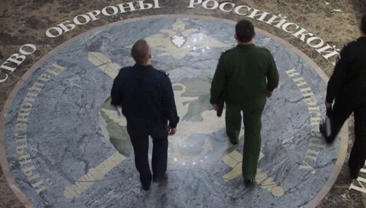 Минобороны РФ опровергло информацию о перехвате российских бомбардировщиков над Черным морем