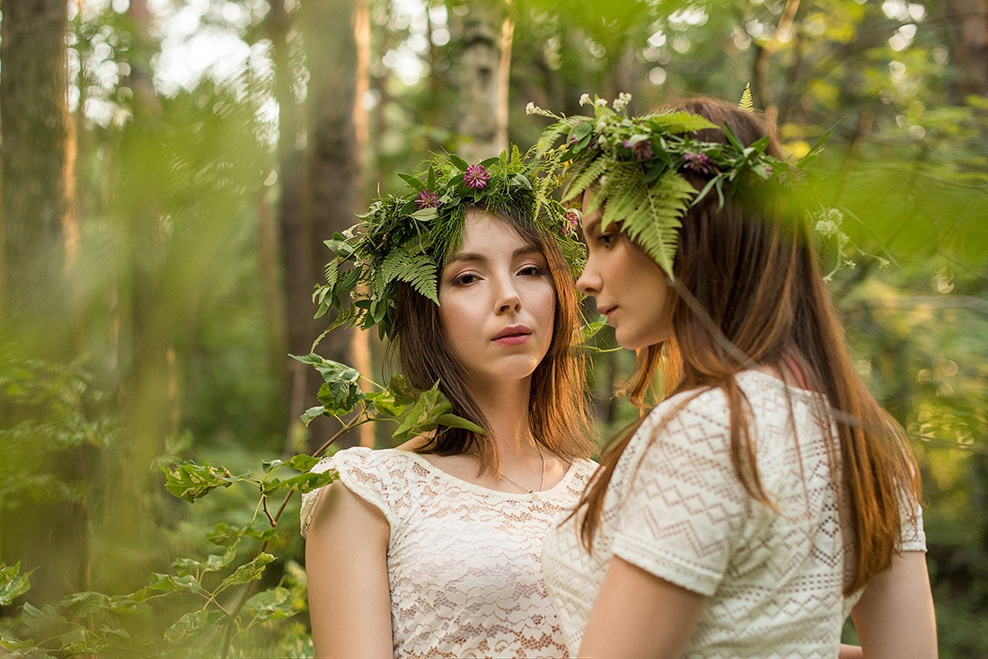 Мифический Косплей: Нимфы Солнечного Цветка