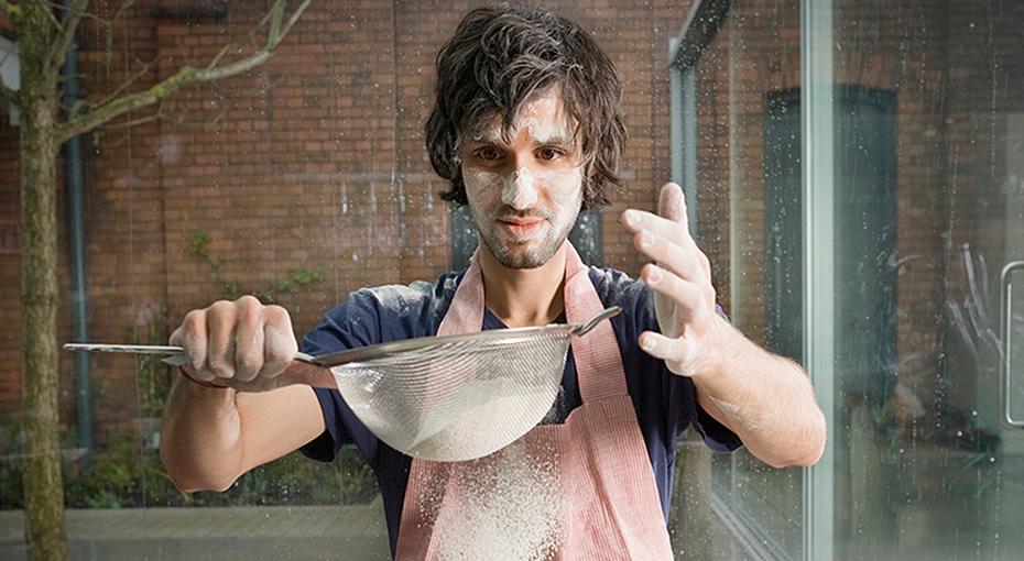 мужик на кухне приколы фото мне немецкая аппаратура