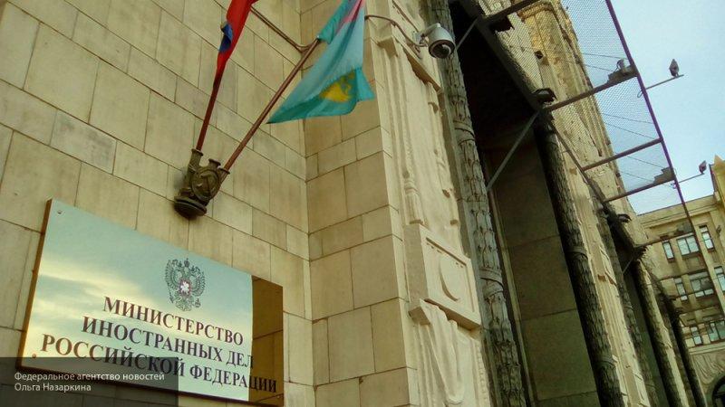 МИД заявил, что Россия общалась со всеми сторонами на встрече по Ливии в Москве