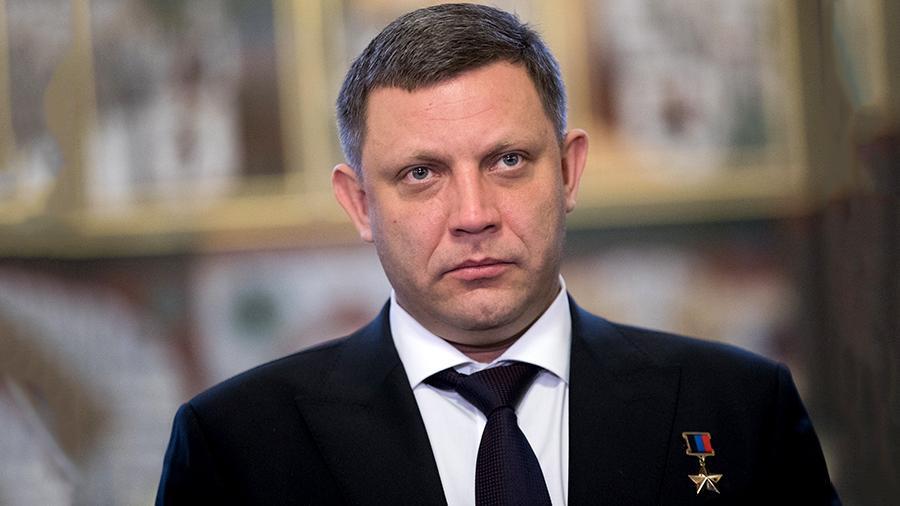 Захарченко заявил о создании в ДНР народного трибунала