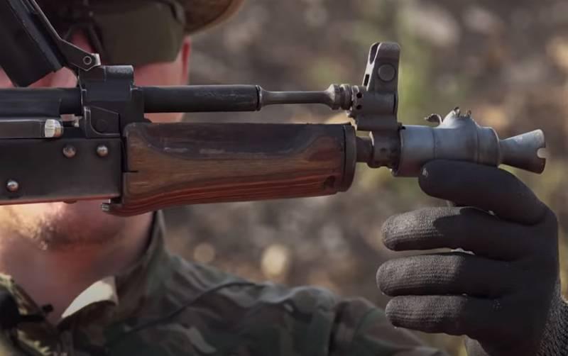 «Будем стрелять по железу»: непрерывная стрельба из АКС-74У вплоть до разрыва дульного тормоза