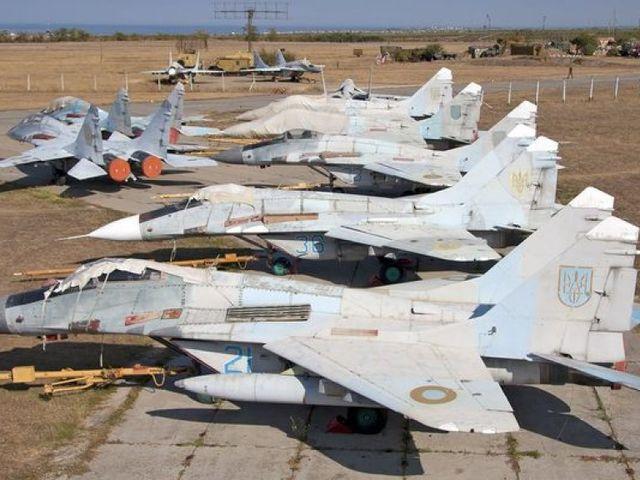 Александр Роджерс:О невиданной мощи украинской авиации (или почему свиньи не летают)