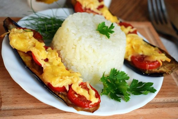 Подборка блюд для любителей баклажанов