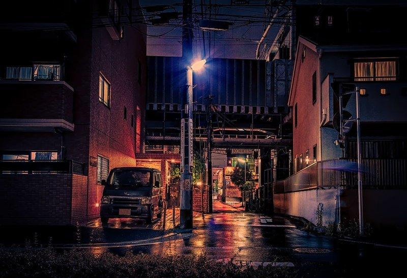 После дождя красота, мечта, путешествие, страна, фотография, фотомир, япония