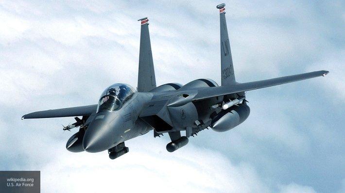 Огонь ВВС США по «своим» в Дейр-эз-Зоре: американцы не стали рисковать