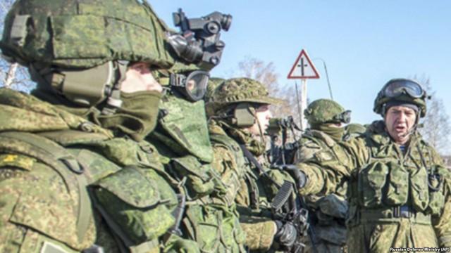 В Ливию переброшены российские военные, в том числе элитные десантные подразделения