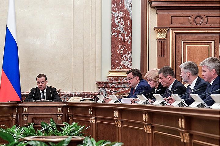Дмитрий Медведев: «Начало этого шестилетнего цикла вряд ли будет простым»
