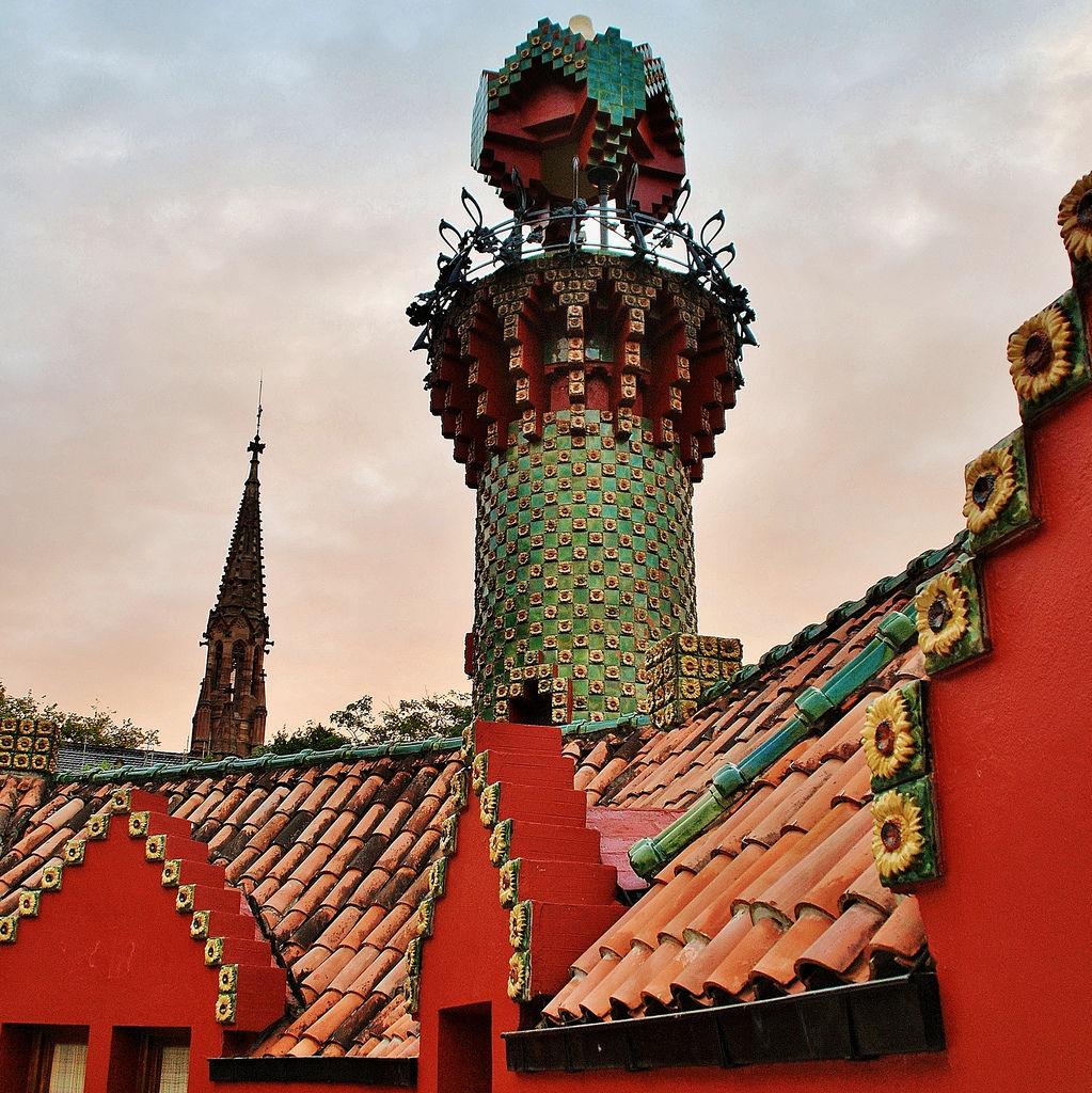 Capricho de Gaudí 05