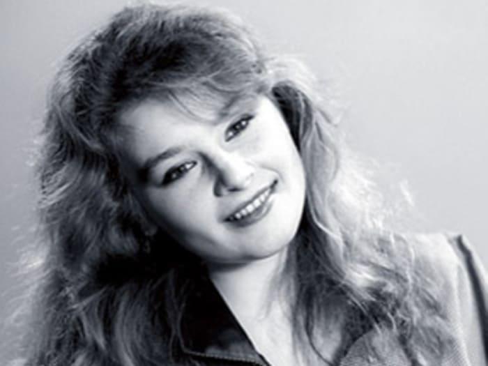 Оксана Арбузова в юности | Фото: kino-teatr.ru