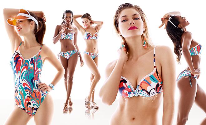Ближе к телу: купальники Triumph, белье Incanto и другие новинки для летней жары