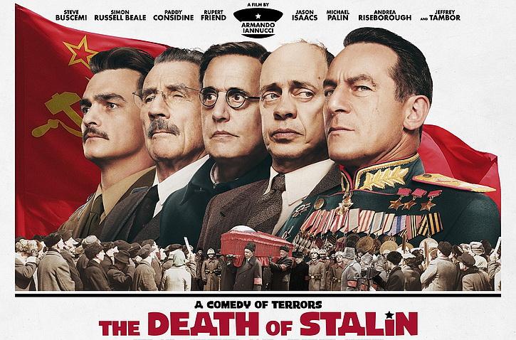 «По законам военного времени»: В Госдуме разгорелся спор из-за фильма «Смерть Сталина»