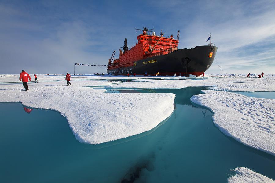 Северный полюс наш