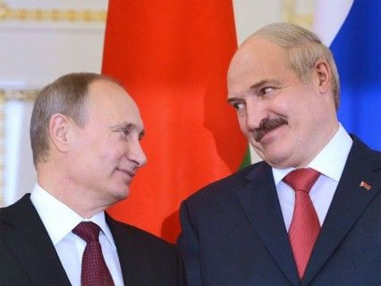 Лукашенко советуют удивить Путина