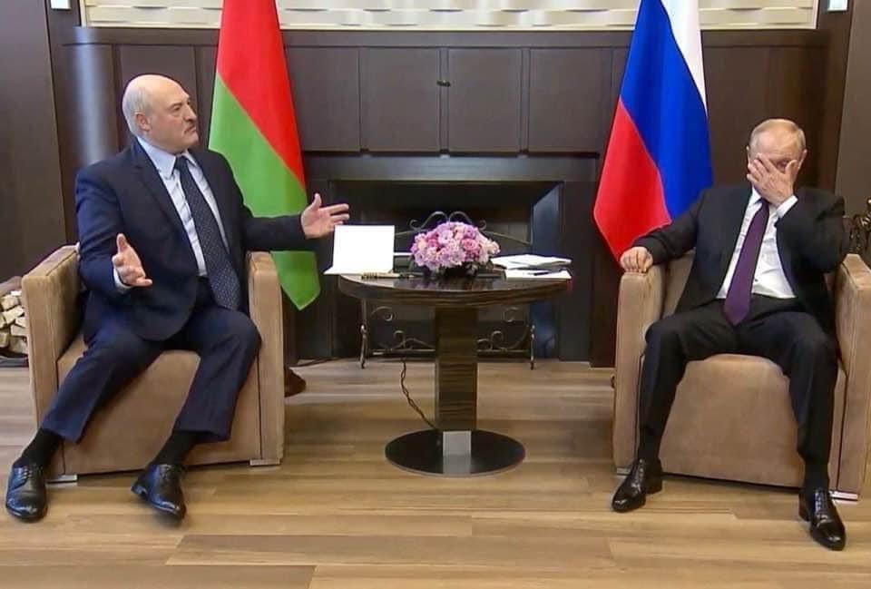 Президент Эстонии пригрозила Лукашенко судом в Гааге Политика