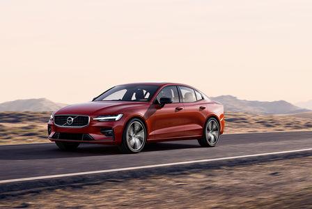 Новый Volvo S60: динамичный и роскошный. Ждем в России!