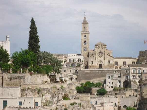 Древний каменный город