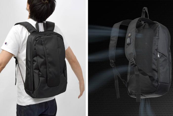 Рюкзак с терморегуляцией. | Фото: BreakBird.