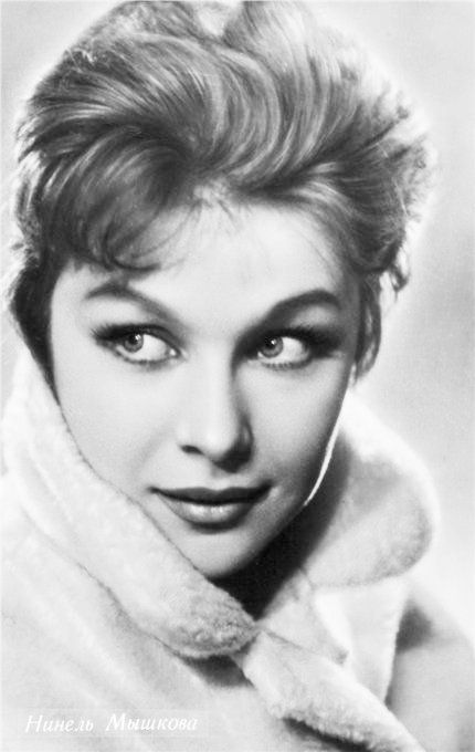 Ностальгические фотографии любимых советских актрис актриса
