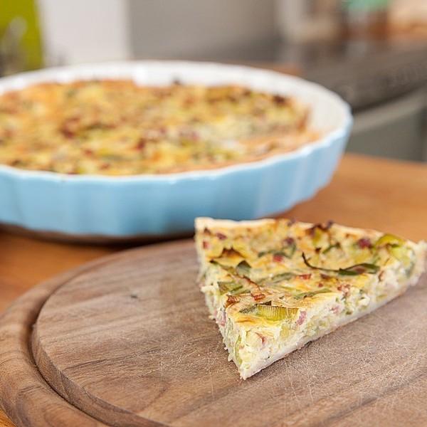 Французские рецепты: киш лорен и еще 3 классических пирога