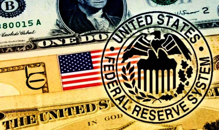 Куда ЦБ РФ вывел деньги из американских казначеек?
