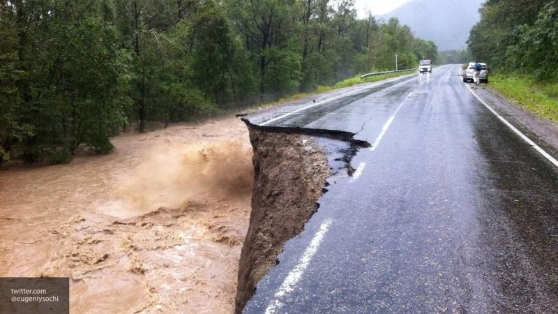 Все затоплено: жители Краснодарского края опубликовали видео последствий сильнейшего паводка