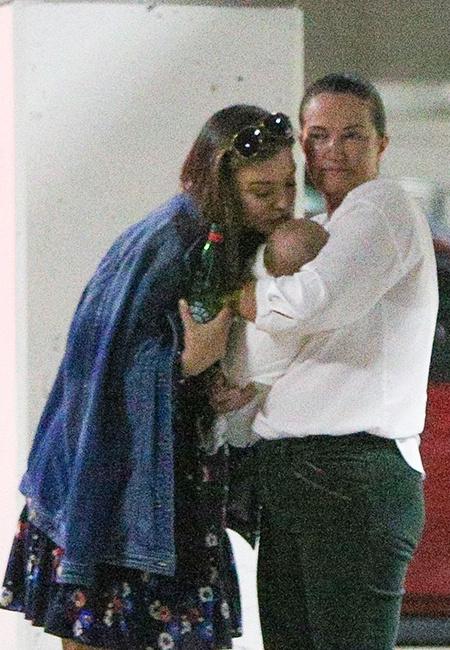 Миранда Керр и Эван Шпигель ждут второго ребенка Дети,Беременные звезды