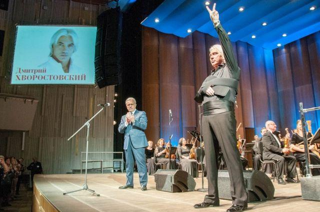 «Я должен был вернуться!». Почему на концерте Дмитрия Хворостовского зал плакал