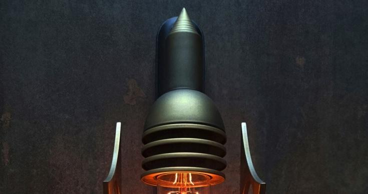 Светильники в стиле стимпанк лофт