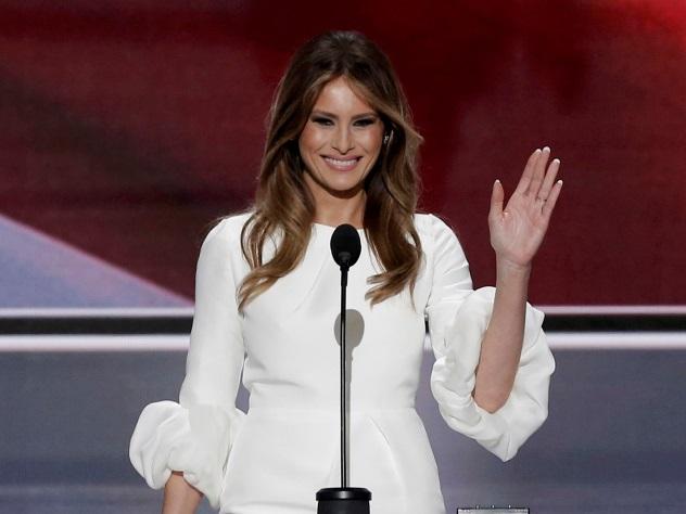 Мелание Трамп надоело быть женой американского президента