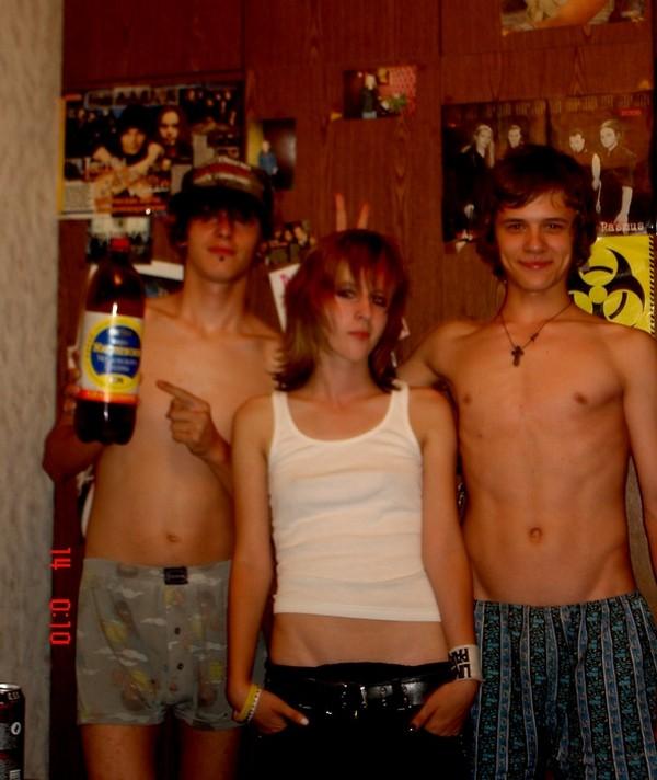 частные молодежные вечеринки русские пике наслаждения