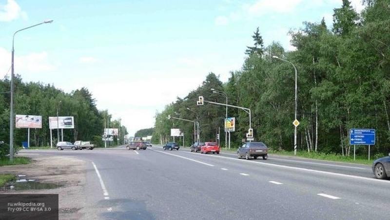 Путин пообещал губернатору Подмосковья расширить Щелковское шоссе
