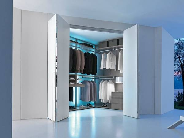 раздвижные двери для гардеробной, фото 16
