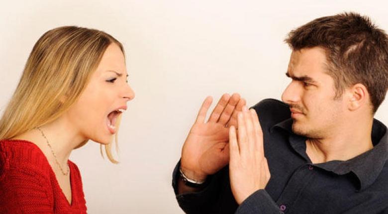 Ссора с женщиной, советы мужчинам, инструкция по выживанию, выживание.