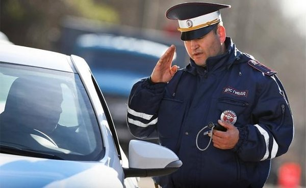 5 требований инспектора ДПС,…