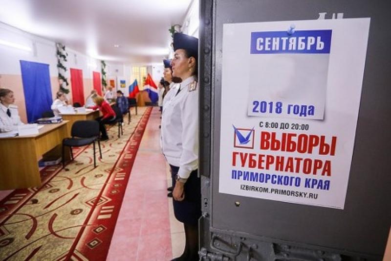 Приморский избирком отменил результаты губернаторских выборов. Коммунист Ищенко идет в суд