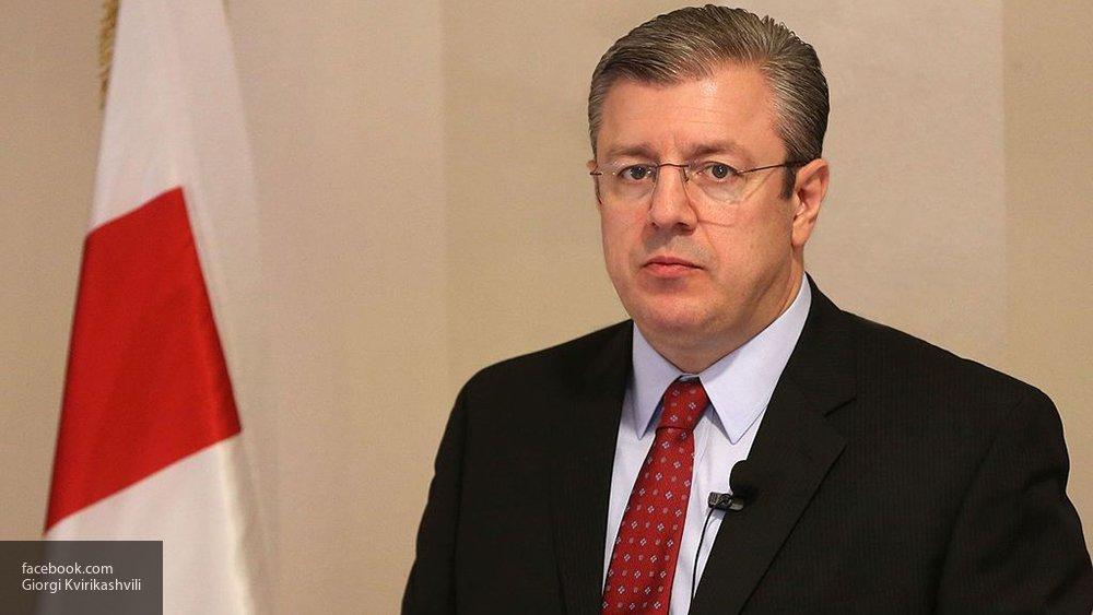 СМИ: премьер-министр Грузии …