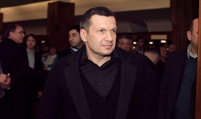 """Соловьев ответил украинцу Ковтуну, пригрозившему России флотом НАТО в Азове."""""""