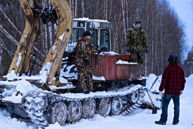 История американского лесоруба, который работал в Сибири
