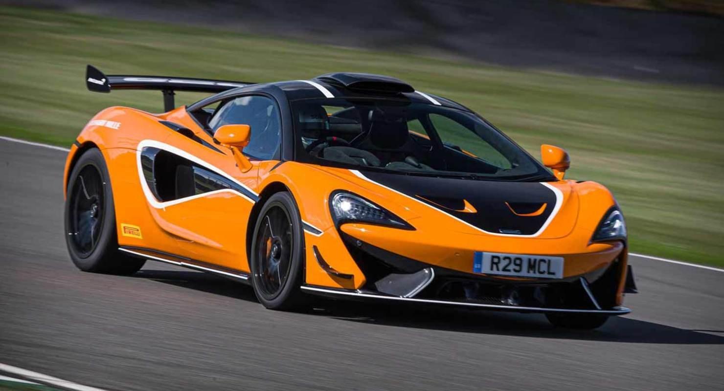 McLaren завершит историю спортивного подразделения моделью McLaren 620R Автомобили