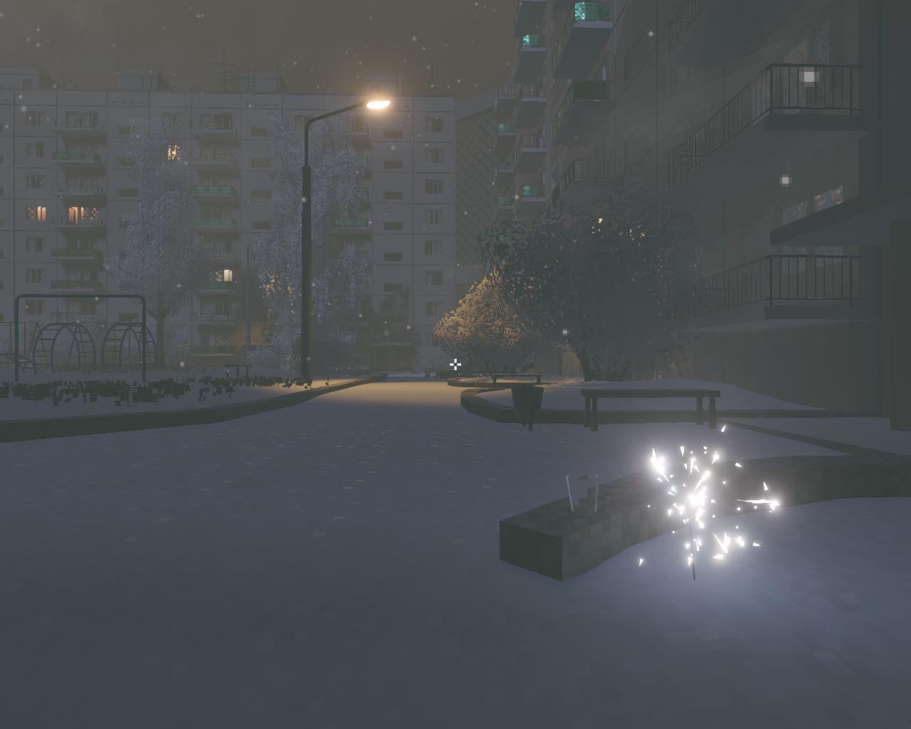 """ШХД: ЗИМА - необычный обзор необычной игры, """"порвавшей"""" Steam PC,геймплей,Игры,инди,обзор,ШХД: ЗИМА"""