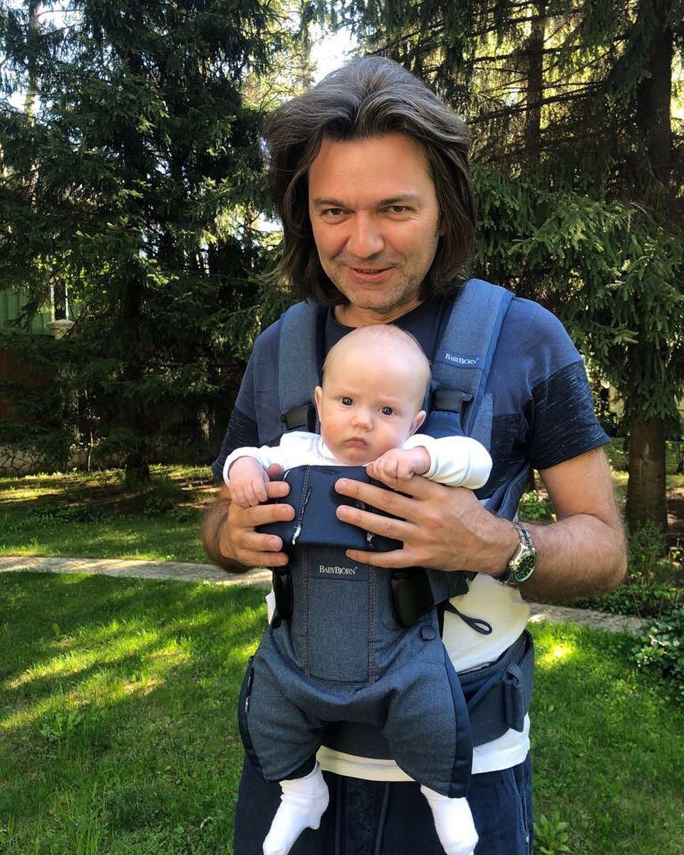 Дмитрий Маликов выложил в се…
