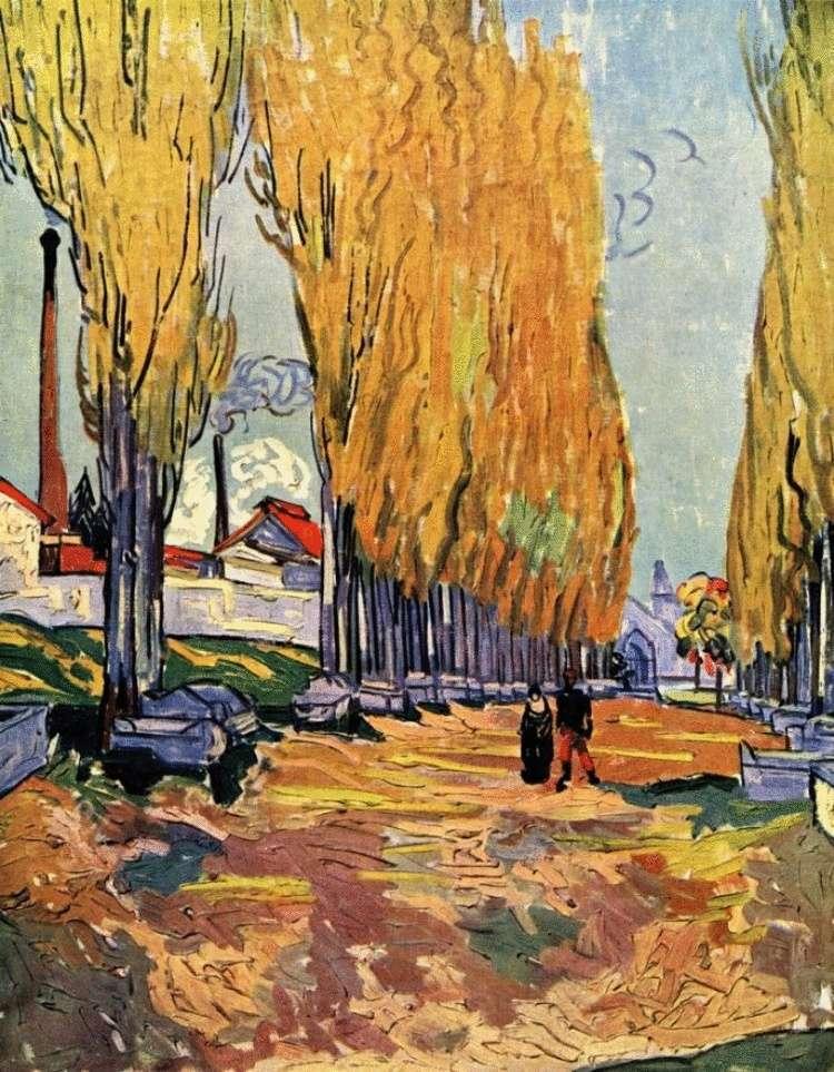 Гениальный художник. Картины Ван Гога