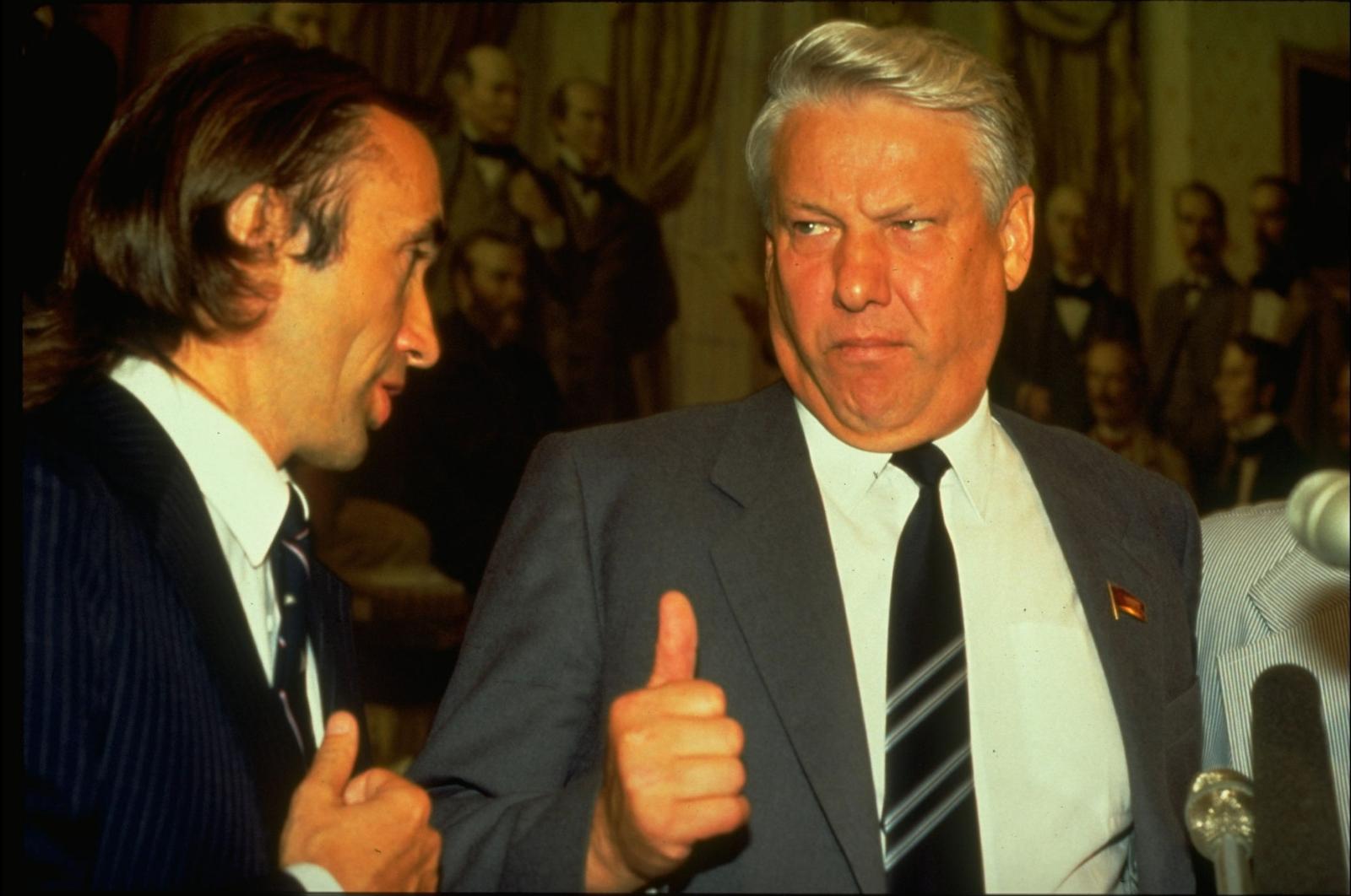 1985-1991. «Glasnost und Perestroika». 1989.