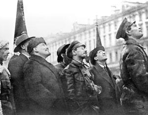С победой контреволюции, господа и товарищи
